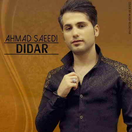 دانلود آهنگ احمد سعیدی دیدار + متن ترانه