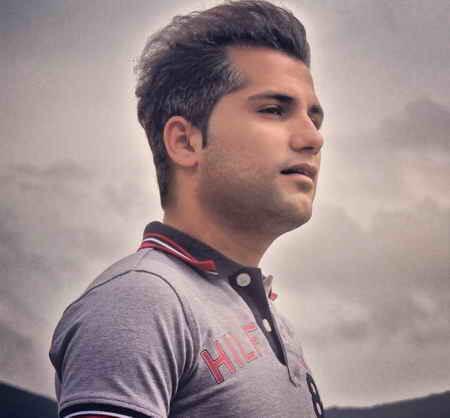 دانلود آهنگ احمد سعیدی دوست دارم + متن ترانه