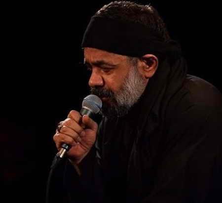 دانلود نوحه بعضی روزا فکر میکنم بار گناهم محمود کریمی